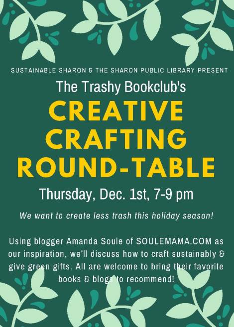 trashy-book-club-crafting-round-table-flyer